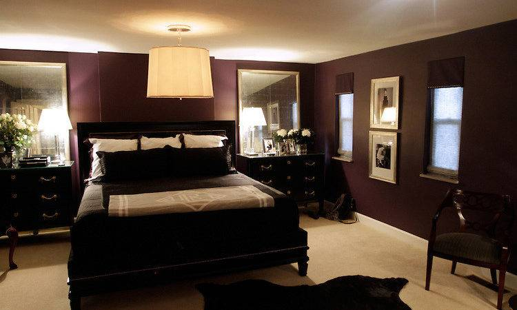 Plum Colored Bedroom Ideas Large Beautiful Photos