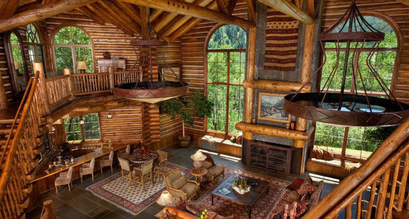 Poll Which Rustic Great Room Prefer Homes