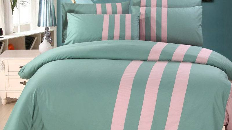 Popular Turquoise Brown Bedding Buy Cheap
