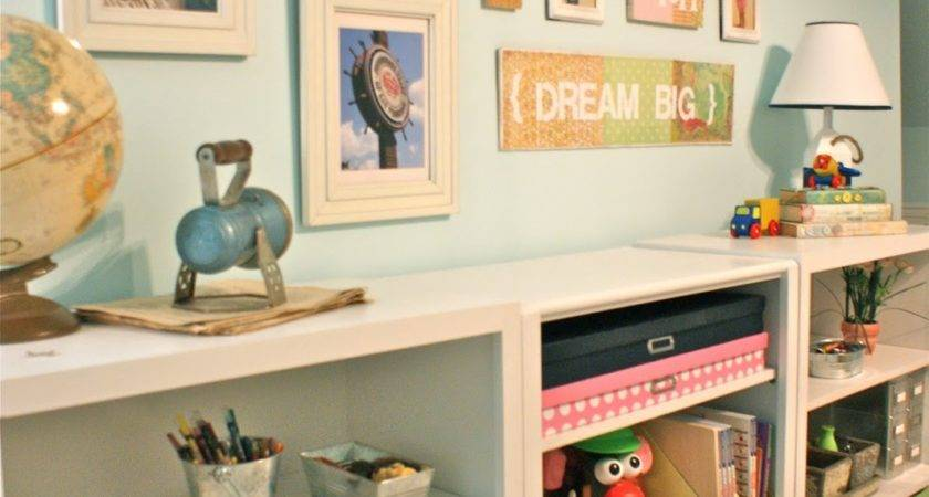 Pottery Barn Art Playroom Perfectly Imperfect Blog