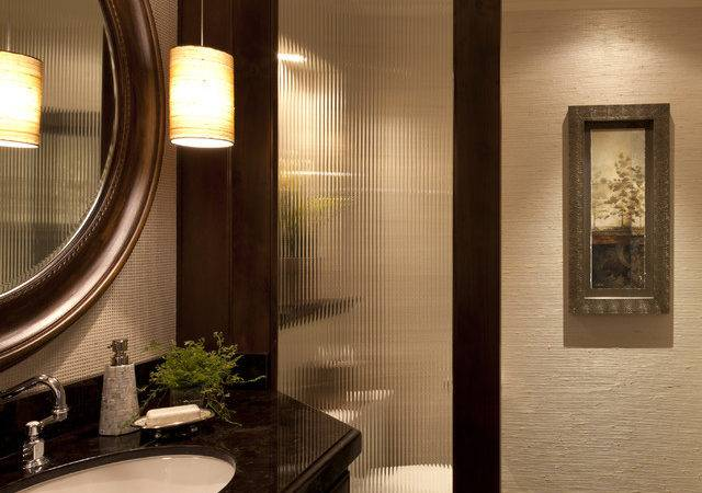 Powder Room Bathroom Design Ideas Traditional