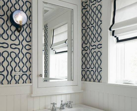 Powder Room Beadboard Reversadermcream