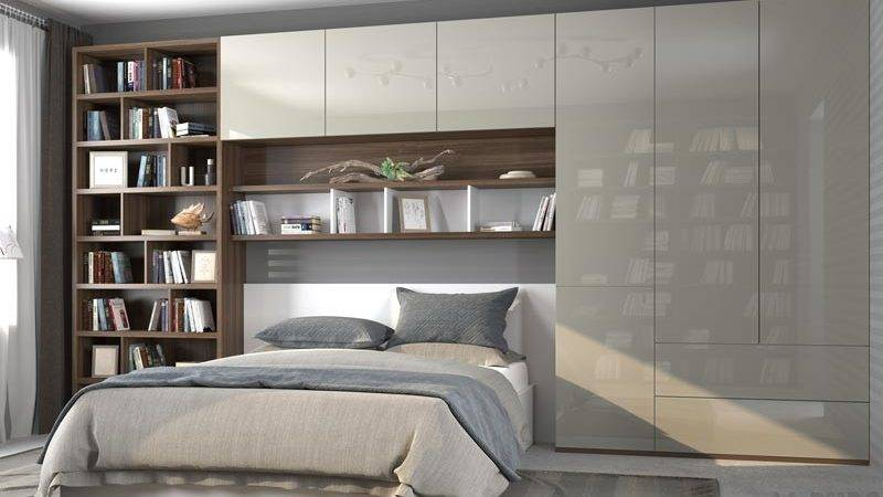 Practical Stylish Bedroom Fitted Wardrobes Homebase