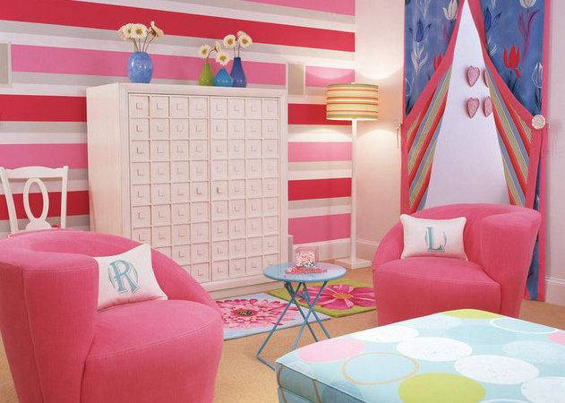 Pre Teen Girls Room Design Dazzle