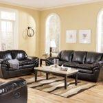 Prepossessing Living Room Design Ideas Brown Leather