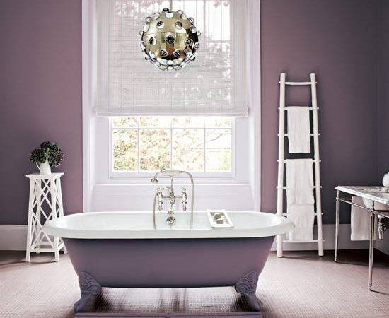 Pretty Bathroom Traditional Housetohome