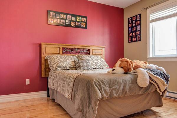 Pretty Bedrooms One Bedroom Wall Paint