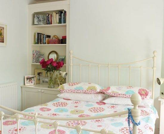 Pretty Floral Bedroom Housetohome