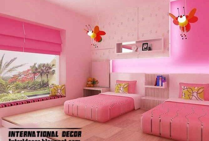 Pretty Pink Bedroom Designs Teenage Girls