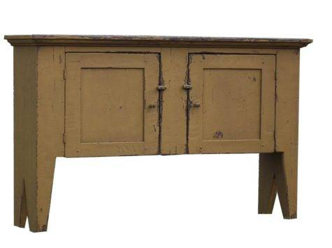 Primitive Country Huntboard Sideboard Sofa Hall Table