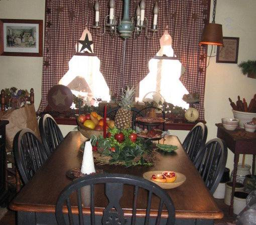 Primitive Decorating Ideas More Dining Room