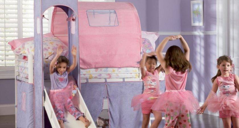 Princess Bed Slide Beds Castle