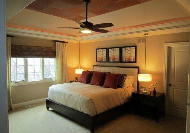 Proper Hanging Lights Bedroom Homesfeed