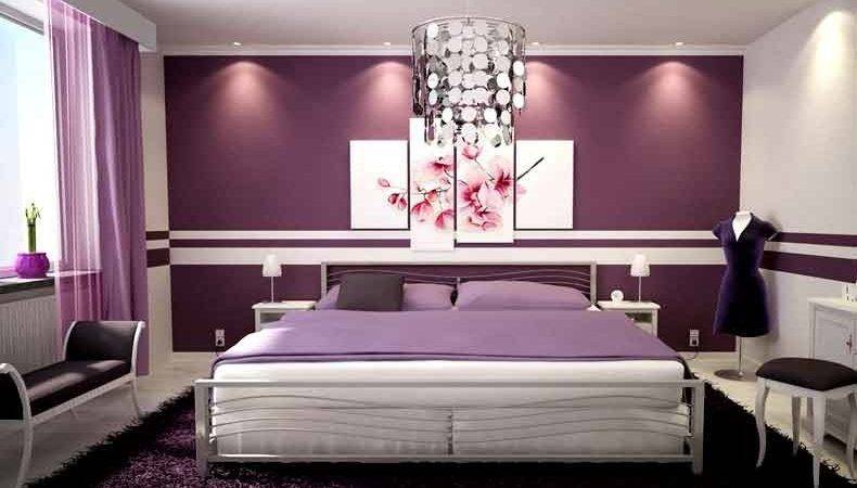 Purple Bedroom Ideas Give Off Serenity Design