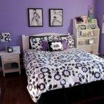 Purple Bedroom Wall Paint Ideas Teenage Girls