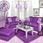 Purple Living Room Best White Ideas Furniture