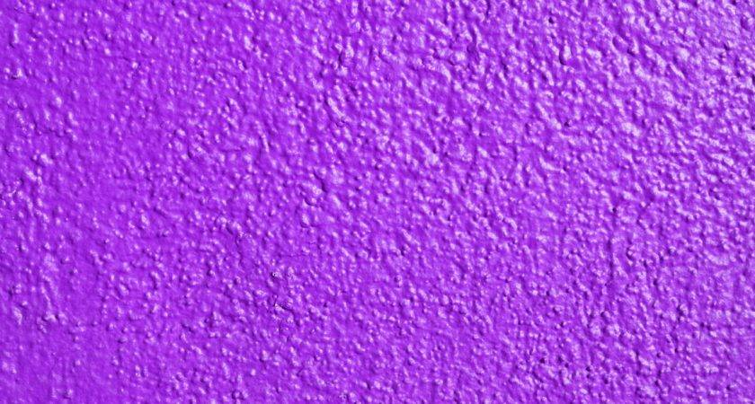 Purple Painted Wall Texture Photograph