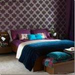 Purple Turquoise Bedroom Ideas Housedesignpictures