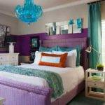 Purple Turquoise Bedroom Ideas Native Home Garden Design