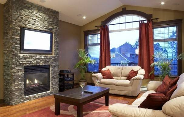 Put Over Fireplace Decorate Living Room