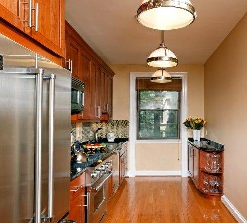 Question Love Cook But Galley Kitchen
