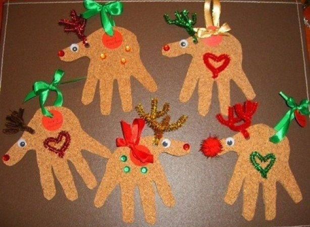 Quick Easy Christmas Crafts Kids Special Day