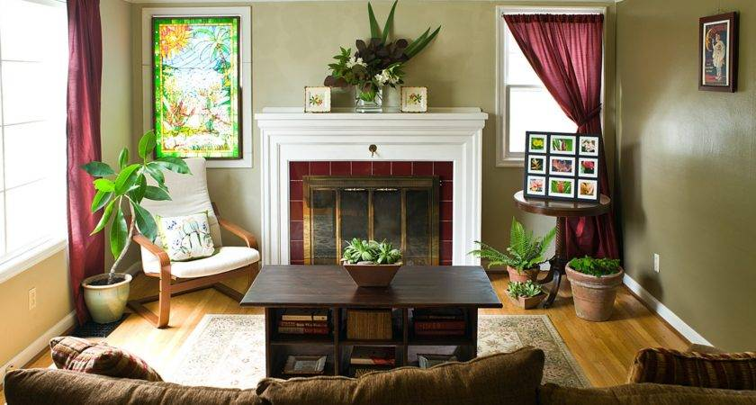 Quick Organizing Tips Your Living Room Kitchen