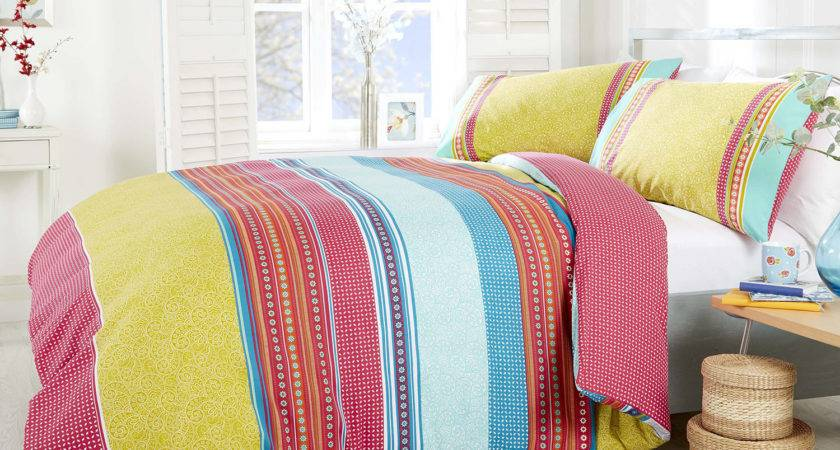 Rapport Havana Duvet Cover Set Multi Coloured Single