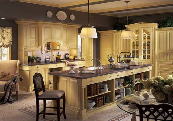 Real French Country Kitchen Ideas Interior Fans