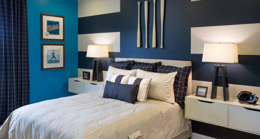 Really Fun Sports Themed Bedroom Ideas Home