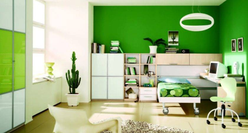 Reasons Choosing Best Green Interior Design Home