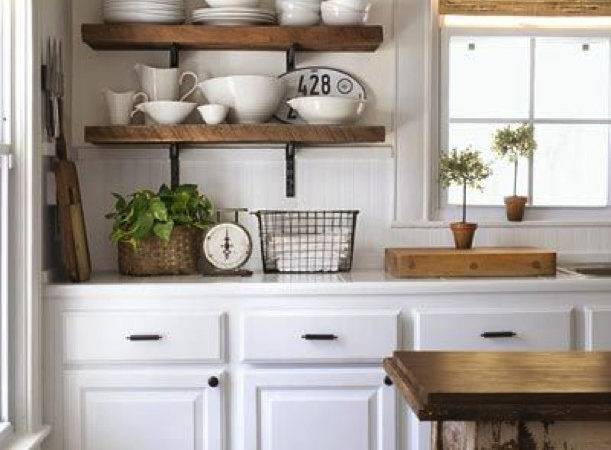 Reasons Your Next Kitchen Remodel Needs Open Shelving