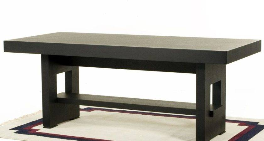 Rectangle Dining Table Shelf Tables