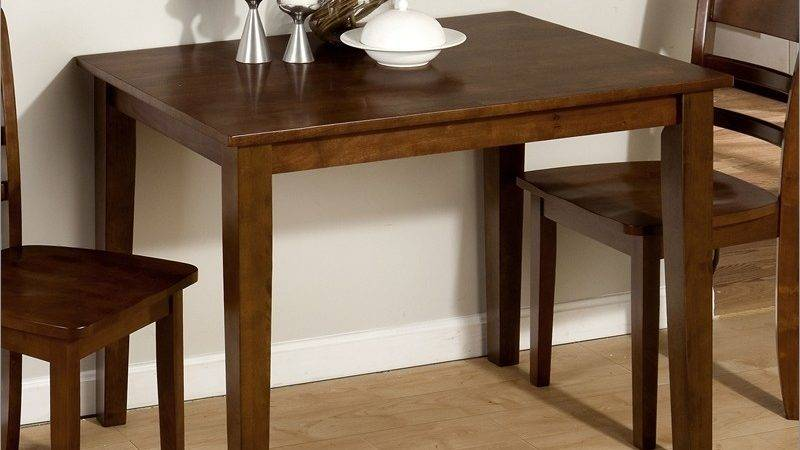 Rectangular Kitchen Table Sets Rustic Tables