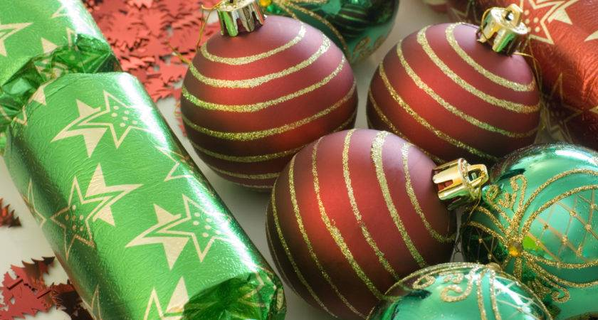 Red Green Decorations
