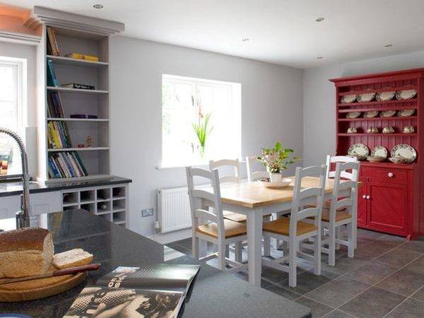 Red Grey Kitchen Ideas Winda Furniture