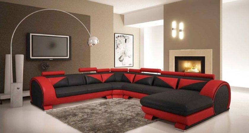 Red Living Room Accessories Home Design