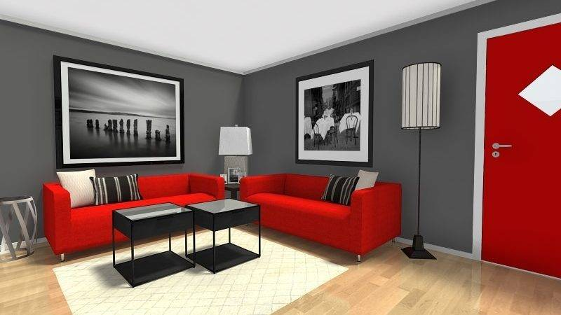 Red Living Room Ideas Bernathsandor