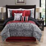 Red White Black Bedding Sets Wall Decal