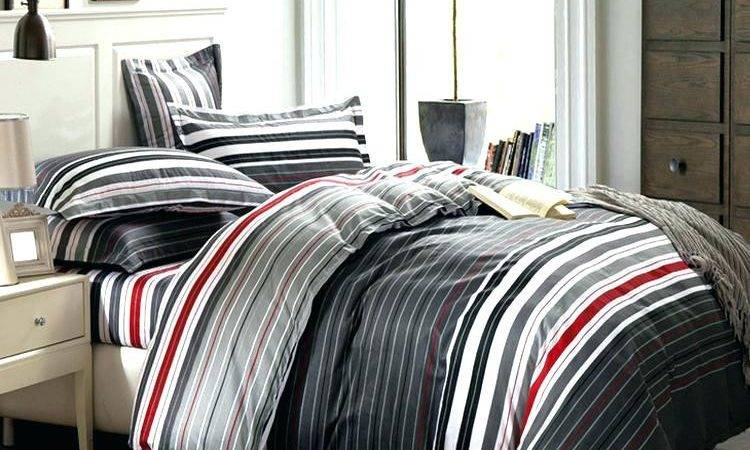 Red White Comforter Sets King Amazing