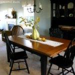 Refinish Dining Room Table