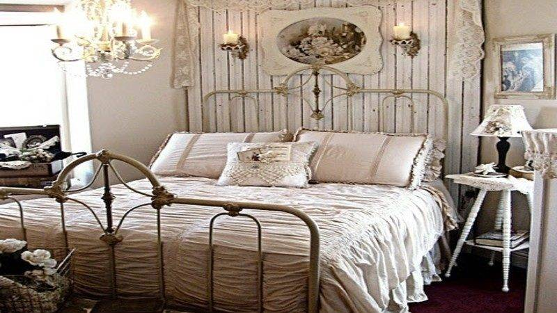 Relaxing Bedroom Decorating Ideas Romantic Shabby Chic