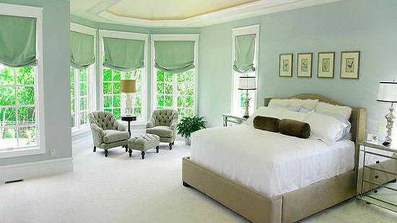Relaxing Bedroom Paint Colors Home Interior Designing