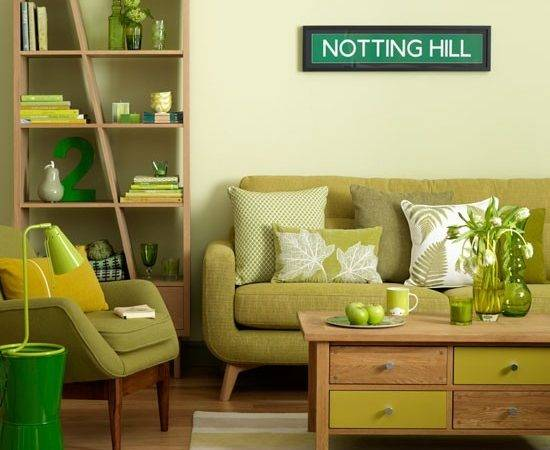 Relaxing Green Living Room Ideas Decoholic Bob