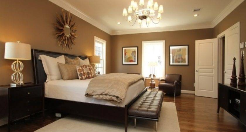 Relaxing Master Bedroom Ideas Grey Neutral Warm