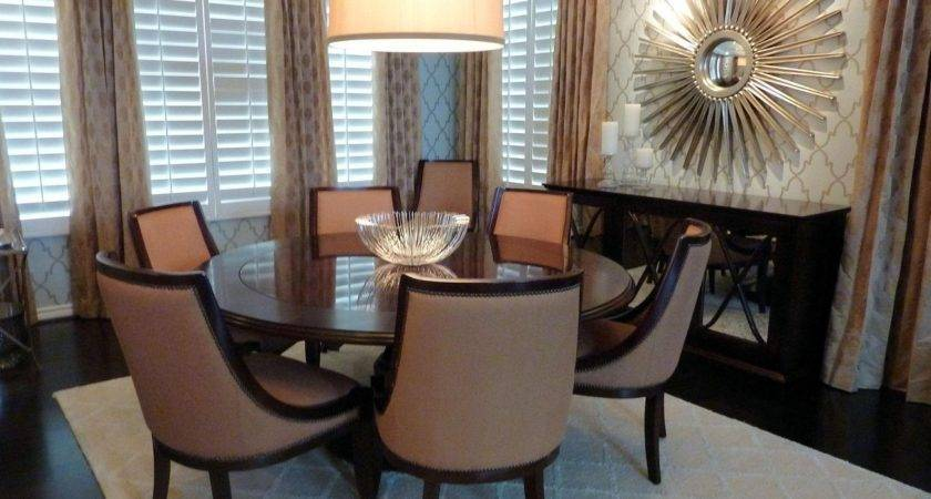 Relaxing Style Formal Dining Room Decorating Ideas