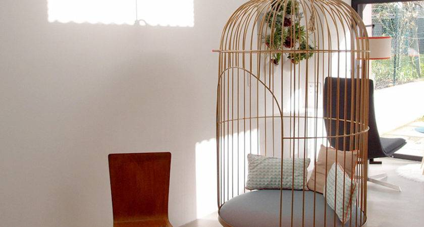 Reliable Sources Learn Hanging Bird Cage Chair