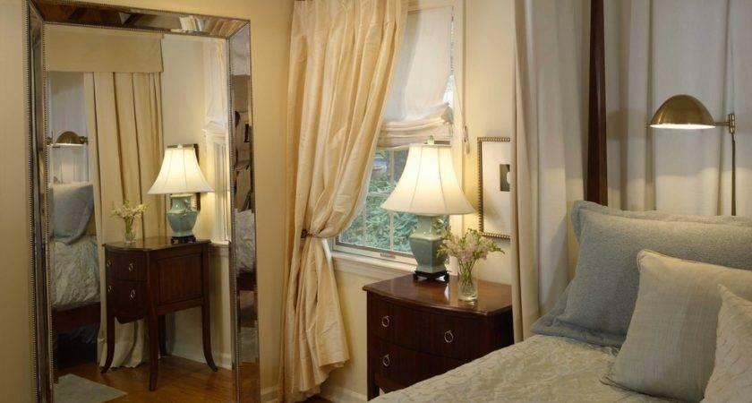 Remarkable Large Mirrors Bedrooms Decorating Ideas