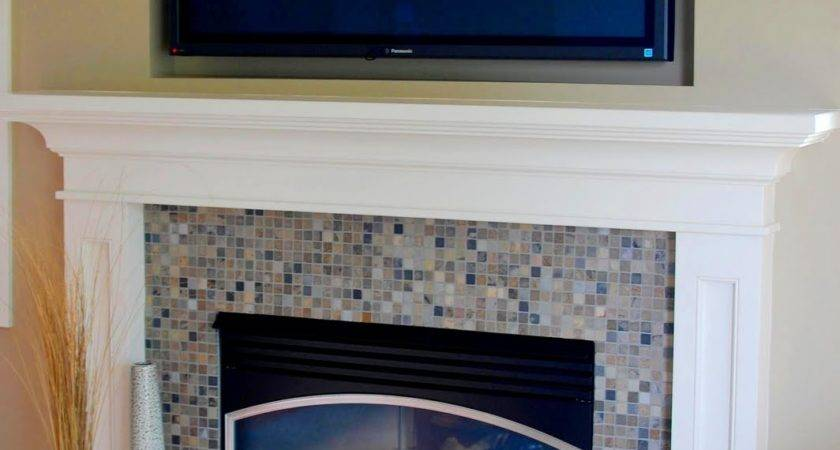 Remodelaholic Day Beach Mantel Makeover