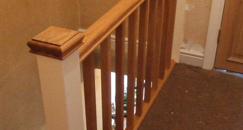 Replacement Banisters Replacing Staircase